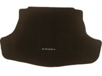 Toyota Camry Hybrid Carpet Trunk Mat-Black - PT206-03182-02