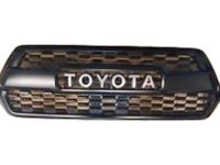 Toyota TRD Pro Grille Assembly - Service Replacement Part - PT228-35180