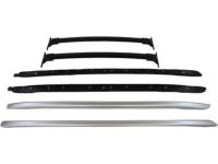 Toyota Venza Roof Rails with Cross Bars - PT278-0T09P