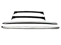 Toyota Venza Roof Rails with Cross Bars - PT278-0T130