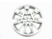Toyota Silver Wheel Cover for MY 14 Corolla S models - PT280-02141