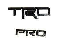 Toyota 4Runner TRD PRO Badge for C Pillars - PT413-00150