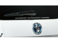 Toyota Prius V Hybrid Synergy Drive® Window Graphic - PT747-00072