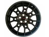 "Toyota TRD 19"" Matte Black Alloy Wheel - PT758-03200-02"