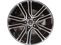 Toyota Alloy Wheel - PT758-07150