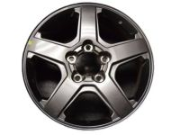 Toyota 20-in Machined Star 5-Spoke Alloy Wheels - PT758-34090