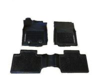 Toyota Tacoma All Weather Floor Liners-Access Cab - PT908-35172-20