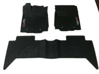 Toyota Tacoma All Weather Floor Liners-TRD PRO - PT908-35200-02