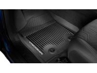 Toyota Tacoma All Weather Floor Liners-TRD PRO D-Cab - PT908-35201-02