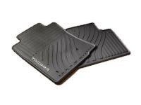 Toyota Tacoma All Weather Floor Liners - M/T B-Max - PT908-36161-20