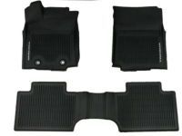 Toyota Tacoma All Weather Floor Liners - PT908-36162-20