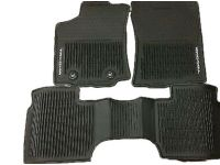 Toyota Tacoma All Weather Floor Liners - PT908-36165-20