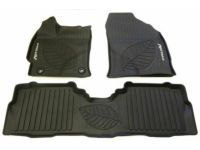 Toyota Prius V All Weather Floor Liners - PT908-47170-02