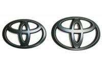 Toyota 4Runner Badge-Black-Nightshade Edition. Exterior Emblem. - PT948-89190-02
