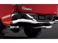 Toyota PTR03-34106 TRD Performance Dual Exhaust System - Tail Pipe