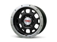 Toyota TRD 16-in. Off-Road Beadlock Style Alloy Wheel - PTR18-35090-GR