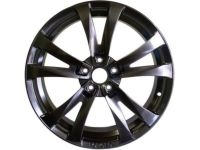 Toyota Prius PLUS 17-in. Split 5-Spoke Forged Wheels - PTR20-47010