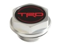 Toyota TRD Oil Cap - Forged - PTR35-00070