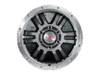 Toyota TRD 17-in. Forged Off-Road Beadlock Style Wheel - PTR45-35010