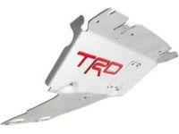 Toyota Tundra Front Skid Plates