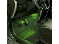 Scion xB Interior Light Kit, Green LED Kit - PTS21-52035-06