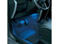 Scion xB Interior Light Kit, Blue LED Kit - PTS21-52035-08