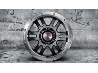 Toyota TRD 17-in Forged Off-Road Alloy Wheels - PTR45-34070