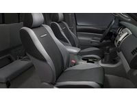Toyota PT218-35052-01 TRD Seat Covers, Sport Seats