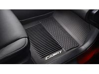 Toyota Camry All-Weather Floor Liners - PT908-03155-20