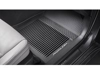 Toyota Avalon All-Weather Floor Liners - PT908-07165-02