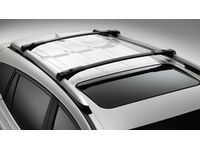 Toyota Roof Rack Cross Bars - Black - PT278-42150
