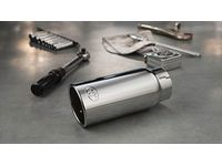Toyota Tundra Exhaust Tip - Chrome - PT932-34120