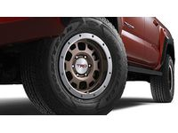 Toyota TRD 16-in. Off-Road Beadlock-Style Alloy Wheels - Bronze - PTR18-35090-BR