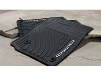 Toyota 4Runner All-Weather Floor Mats - PT908-89130-20
