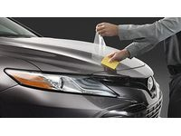 Toyota Camry Hybrid Paint Protection Film-Front Bumper-with Integrated Parking Assist - PT907-03184