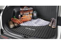 Toyota Cargo Liner-Black-Without Subwoofer. Cargo Tray. - PT908-42195-02