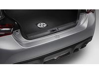 Toyota 86 Rear Bumper Applique-Clear - PT929-18180