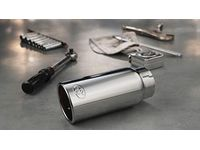 Toyota Tundra Exhaust Tip-Chrome - PT932-34160