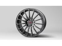 Toyota 86 17-in. Forged TRD Wheel-Matte Gunmetal Dark - PTR20-18160-GR