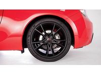 Toyota 86 TRD 18-In. Black Alloy Wheel - PTR56-18131