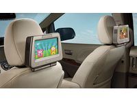 Rear Seat Entertainments