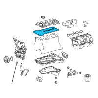 Toyota Tacoma Valve Cover Gasket - 11213-75050 and Related Parts