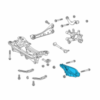 Scion Control Arm - 48730-75010 and Related Parts