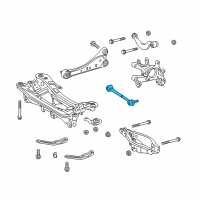 Toyota Corolla iM Control Arm - 48710-72010 and Related Parts