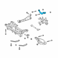 Toyota Corolla iM Control Arm - 48770-12010 and Related Parts