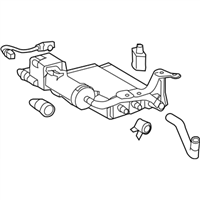 Toyota 77740-47100 Canister Assembly, Charcoal