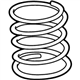 Toyota Prius Plug-In Coil Springs - 48131-47120