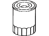 Toyota Tercel Oil Filter - 15601-13010