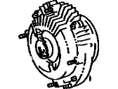Toyota Fan Clutch - 16210-66010
