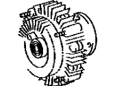 Toyota Fan Clutch - 16210-31030